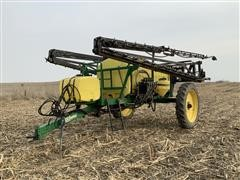 Schaben SF8500 1250-Gallon 80' Pull-Type Sprayer