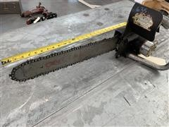 Stanley CS06 Hydraulic Chainsaw