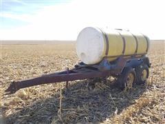 Custom T/A Tender Wagon