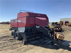 Case IH LBX431 Big Square Baler W/Chopper