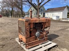 Allis-Chalmers W-266 Power Unit