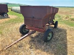 New Idea Harvest Wagon