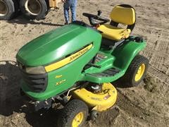 John Deere X304 Lawn Mower