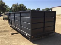 Freeman End Dump Truck Box