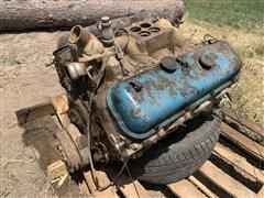 Chevrolet 454 Gas Engine