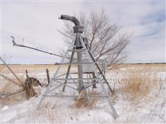 2000 Zimmatic Irrigation Center Pivot