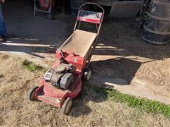 "Toro 20684 21"" Self Propelled Mower W/Bagger"
