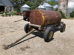 575-Gallon Fuel Tank On Running Gear