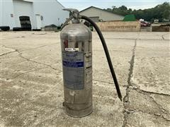 General WS/LS 900 Fire Extinguisher