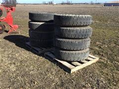 10.00-20 Tires & Rims