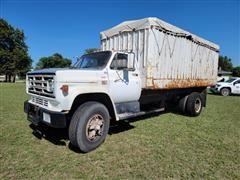 1985 GMC C6500 S/A Dump Truck