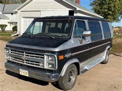 1987 Chevrolet 20 Ultra Vista Compliment Van