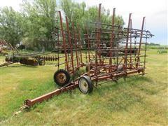 Northern Wisconsin 40' Pepin Harrow And Cart