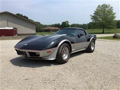 1978 Corvette C18 Car