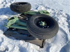 Orthman Adjustable Gauge Wheels