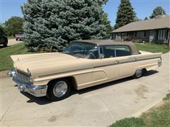 1960 Lincoln 57A 4 Dr Hardtop Sedan