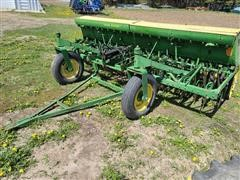 John Deere Type EOLLA Grain Drill