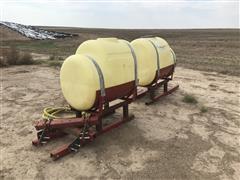 Snyder 200-TV Saddle Tanks