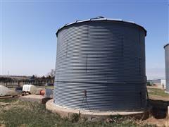 2,500 Bushel Grain Bin