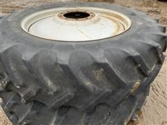 Goodyear 18.4-42 Tractor Tires/Duals