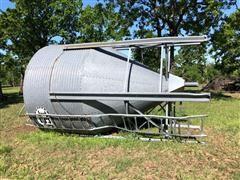GSI 150 Bu Free Standing Grain Bin