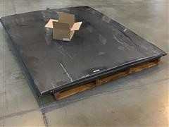 Tonneau Pickup Box Cover