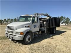 2002 Sterling Acterra Grapple Truck