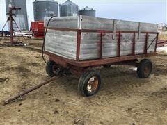 Dohrman Grain Wagon
