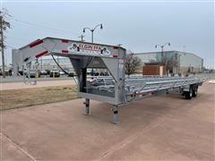 2021 Shop Built Hydraulic Multi Purpose Hay Trailer
