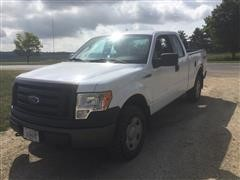 2009 Ford F150XL 4x4 Extended Cab Pickup