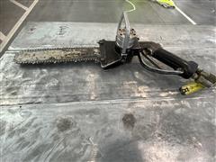 Stanley CS07 Hydraulic Chainsaw