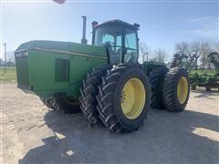 1993 John Deere 8770 4WD Tractor