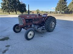 Allis-Chalmers D14 2WD Tractor W/Belly Mower