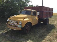 1949 Studebaker 2R17-55 2-Ton S/A Grain Truck