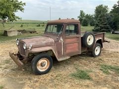 1953 Jeep Willys-Overland 4x4 Pickup