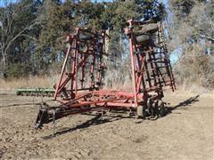 Kent 5588 3 Section 32' Field Cultivator W/Leveler