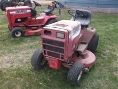 Snapper LT 16 / LT 12 Lawn Tractors/Mowers