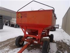 Harvest King 200 Bu Gravity Wagon