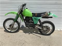 Kawasaki KLX 250 Dirt Bike