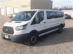 2015 Ford Transit T350 2WD 11 Passenger Van