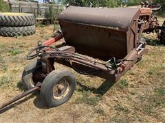 Soil Mover 3 Yard Dirt Scraper