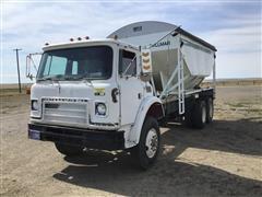 1981 International C01850B T/A Fertilizer Truck