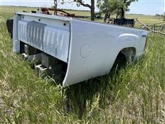 2011 GMC Pickup Box