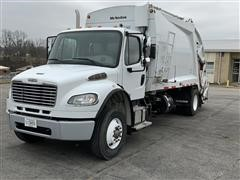 2017 Freightliner Business Class M2 S/A Garbage Truck