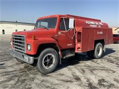 1984 International 1754 S-Series S/A Fuel Truck