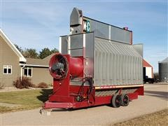 1995 M-C 690EMS Continuous Grain Dryer
