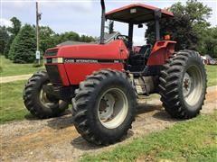 1991 Case IH 5140 Maxxum MFWD Tractor