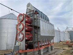 Farm Fans CMS32J 1230 LP Continuous Flow Dryer