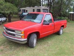 1998 Chevrolet 1500 Silverado 2WD Pickup