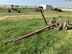 McCormick-Deering Antique Sickle Mower